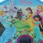 Disney Princess Jumping Castle Slide Combo