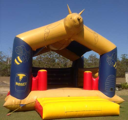 Bee Jumping Castle