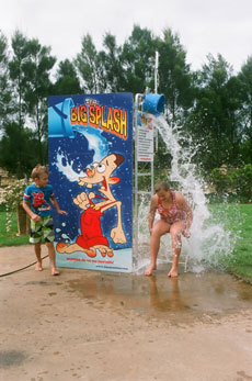BIG SPLASH FUN