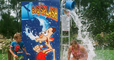 Big Splash Dunking Machine