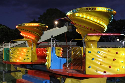 Amusement Rides Hire