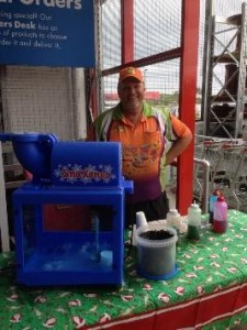 Snow Cone Machine Hire